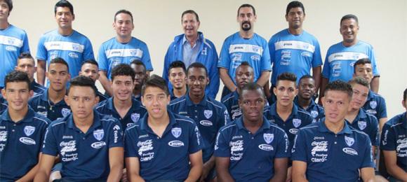HondurasU20-2014