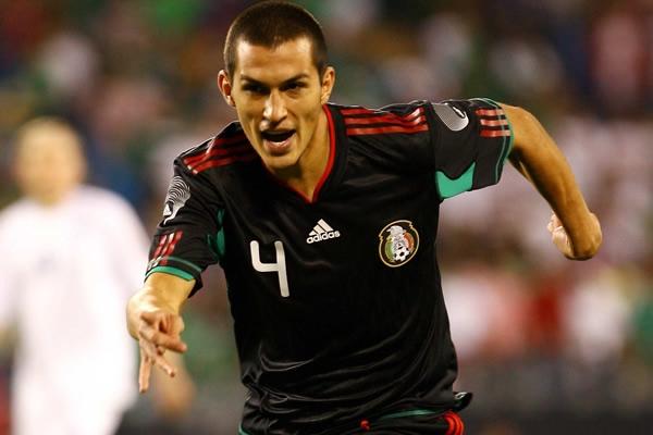 Jorge Torres Nilo, jugador de Tigres de UNL causó baja el martes de la concentración de la Selección de México.