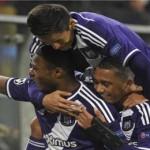 Anderlecht clasificó a la Liga de Europa
