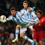 En extremis, Portugal venció a Argentina