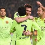 PSG, Barcelona, Bayern y Oporto avanzaron a octavos