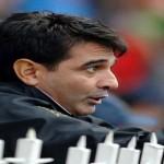 ((Audio)) Diego Vázquez aceptó culpabilidad en la derrota contra Olimpia