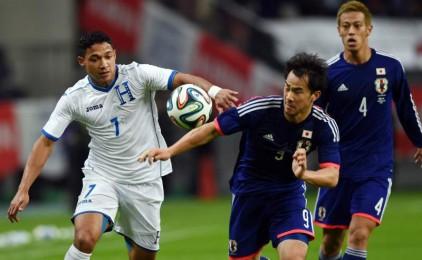 EmilioIzaguirre contra Japon 2014