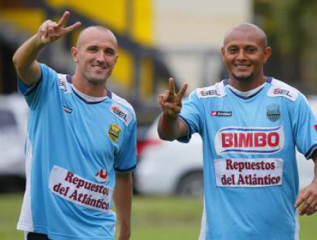 Julio Rodriguez, Sergio Mendoza