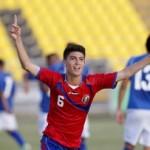 Costa Rica clasificó al Pre Mundial Sub-17 en Honduras