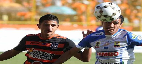 Aguila v Metapan final Aper 2014