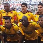 Goleado Barcelona de Mario Martínez en la final ecuatoriana