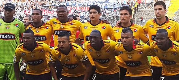 Barcelona Ecuador 2014