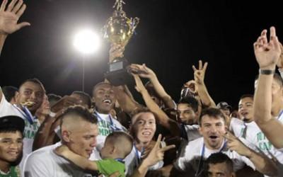 Juticalpa derrotó tres goles a uno a los Lobos de la UPNFM el domingo en el partido de vuelta de la final de la Liga de Ascenso y se adjudicó de forma invicta el Torneo Apertura de la Liga de Ascenso.