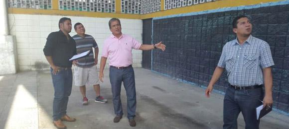 Estadio SPS Pinto