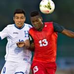 Sub 20 de Honduras enfrentará a Brasil