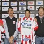 Con Rojas y Fernández, Necaxa va por el Bi Campeonato