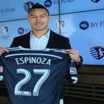 Regreso de Espinoza, acelera salida de Claros del Sporting Kansas