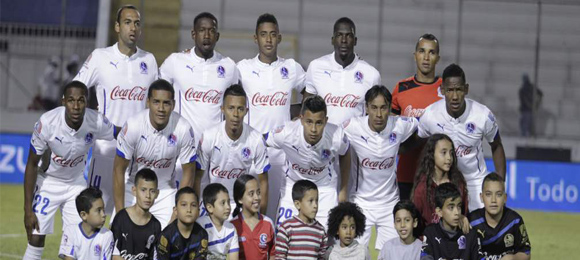 CD Olimpia Clausura 2015