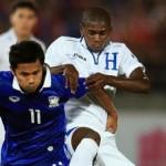 VIDEO: Dando ventajas, Honduras cayó ante Tailandia