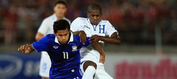 Hon Tailandia 20115