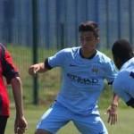 Cinco jóvenes hondureños a prueba con el Manchester City