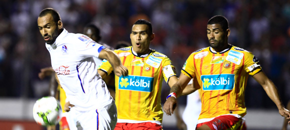 Olimpia vs Herediano