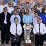 Hermoso trofeo para ganador Copa Presidente 2015