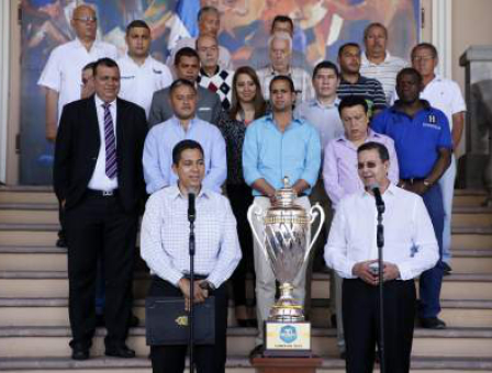 Trofeo Copa Presidente 2015