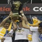 América goleó a Montreal y ganó 6ta Copa a nivel de Concacaf