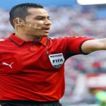 Arbitros hondureños para final América Montreal Impact