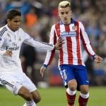 Real Madrid perdonó al Atlético