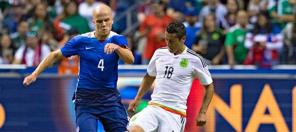 Estados Unidos vs Mexico 15 Abril 2015