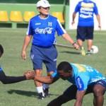 Pinto deja en libertad jugadores del Motagua
