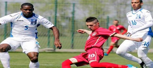 Honduras Serbia Sub 20