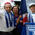 Iván Moncada, de niño soné ponerme la camisa de la Selección