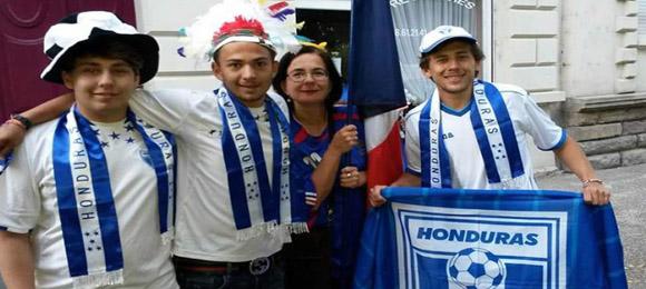 Ivan Moncada y Familia