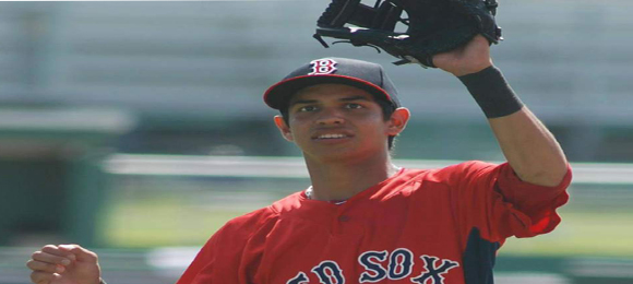 RedSox Mauricio Dubon