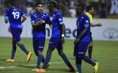 Diego Vázquez, entrenador del Motagua se mostró halagado por el esfuerzo que hizo su equipo al final del partido para poder vencer a un aguerrido Vida dos goles a uno en el Estadio Carlos Miranda de Comayagua.