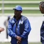Pinto transmite filosofía de trabajo a técnicos Catrachos