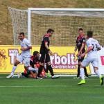 Strikers ganó de visita y ascendió al segundo lugar en la NASL