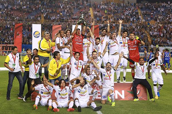 Dorados Sinaloa Campeon Clausura 2015