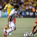 Herediano ganó primer pulso a Santos
