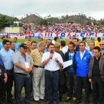 La intromisión del gobierno de J.O.H en el fútbol hondureño