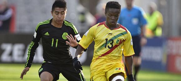 U20 Mex vs Mali