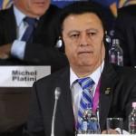 Comité de Ética de la FIFA recomienda prohibición de por vida para Alfredo Hawit