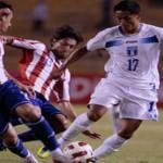Pinto y Honduras a quinto exámen ante Paraguay