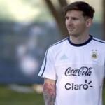 Messi, me siento mejor que en el pasado Mundial