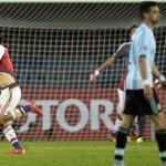 Furiosa remontada de Paraguay contra Argentina