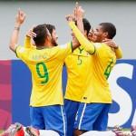 Alemania y Brasil muestran su poderío en el Mundial Sub 20