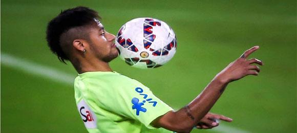 Brasil Neymar vs Honduras
