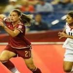 Costa Rica debutó con empate en Mundial de Canadá