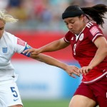 México con un píe fuera del Mundial femenino