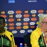 Schäfer satisfecho pese a caer contra Uruguay