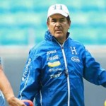 Al detalle, los 30 partidos de Jorge Luis Pinto con Honduras